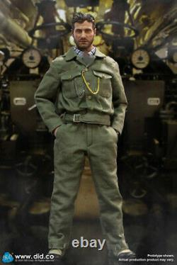 1/6 DID D80148 WWII German Boat Commander Heinrich Lehmann Collectible Toys