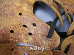 #1 Original German WWII 1943 Dated Zinc Helmet Liner Size 66 Shell 58 Liner