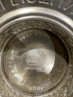 100% Original WW2 German Luftwaffe Pilot Honour Goblet Cup Alpaca Unpolished