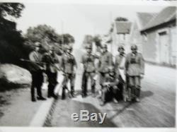 1938-1944 Original German Personal Photo Album With Photos Excellent Condition