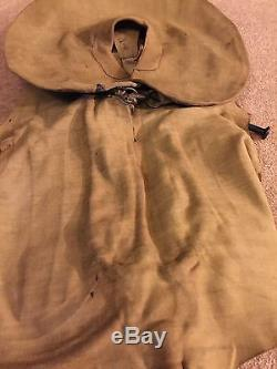 An Original And Very Rare WW2 German U boat Jacket. Open To Offers