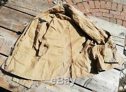 An Original WW2 German Soldier Light Weight Africa Campaign Jacket