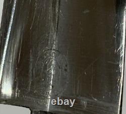 Authentic German WW2 Carl Eickhorn dagger Rare blade WWII Fair Condition