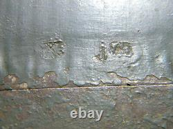 Boite original lunette allemande ZF/39 WWII WW2 case german box scope elite JVB
