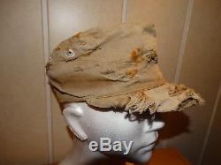 Cap DAK Afrika Korps German 100 % original ww2 wwII no Wehrmacht WH