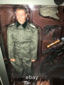 DID WWII German 7. SS-Obersturmfuhrer Herbert Zeller 1/6th Scale PRINZ EUGEN