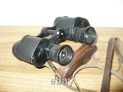 Deinstglas 6x30 German military field binoculars, WW2, ddx KF, Wehrmacht