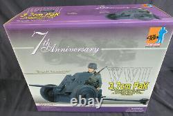Dragon WWII German Brandt Kammerer & 3.7cm PAK 1/6 16 France 2006 #70550