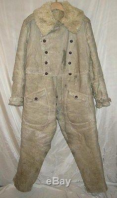 ExR Original Bulgarian WWII Pilot suit, model German LUFTWAFFE uniform