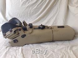Fantastic Original WW2 German Carl Zeiss 12 x 60 Tan Binoculars