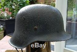 GERMAN M42 WWII HELMET original shell
