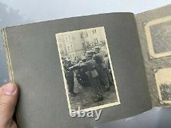 German 2nd BN 68 Artillery Reg. 103 Photos Personal Album, ww2