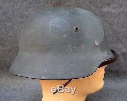 German DD M35 Helmet Original WW2