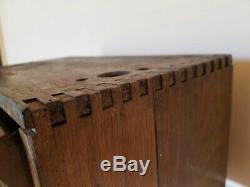 German Enigma ExtraboxWW IIPart of an original Enigma Cipher Machine