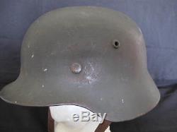 German Helmet VETERAN BRING BACK 100% ORIGINAL