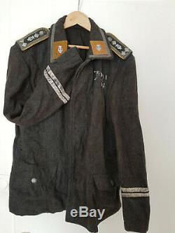 German Luftwaffe flight tunic musician early war Spies model 100% original ww2