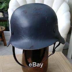 German Original Ww2 M42 Helmet