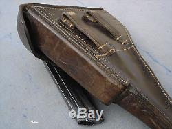 German P08 Luger Holster 1938 WW2 Excellent Original NO RESERVE