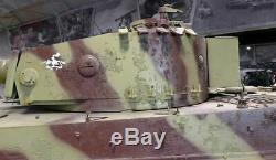 German Panzer Tiger I Pz. Kpfw VI Turret mount for tracks links Original WW2 WWII