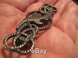 German WW II original submarine combat medal from Juncker antique Kriegsmarine