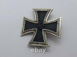 German WW2 Iron Cross 1939 1st Class original early issue