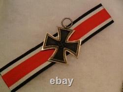 German WW2 Medal Original Iron cross 2nd class EK2