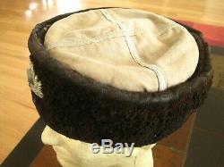 German WW2 Original Terek Cossacks Hat-Kubanka