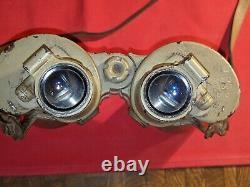 German WWII U-boat Binoculars 7 x 50 Carl Zeiss 1941-1945