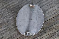 German Wound Badge SILVER WW2 pattern Verwundetenabzeichen Original L/11