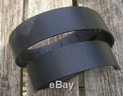 German Ww2 Belt (no Buckle) Original- Super (1938)