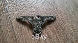 German army elite forces hat eagle RZM original WW2