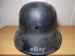 German helmet M18 Fernschprecher ORIGINAL! M 18 M17 M16 WW1 WWI ww2 wwII