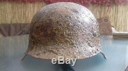 German helmet WW2 m42 Original