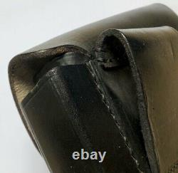 German holster WWII military RSHA Walther Zella Mehlis PPk Akah sight edge RARE