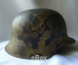 Helmet German M42 Combat WW2 Original