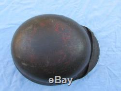Helmet German Model 1940 Heer Original Wwii