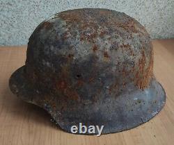 Helmet german original nice helmet M42 size 66 WW2 WWII