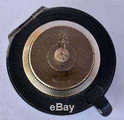 Junghans J30D German Air force WWII Clock with original case Luftwaffe Bargain