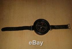 Luftwaffe Original Aircraft WWII German Military Wrist Compass 1939
