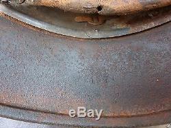 M40 German WW2 Helmet With Original Camouflage Finish Maker Deutsch Helm