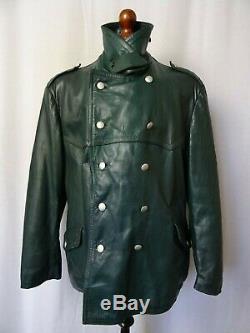Men's Vtg 1940'S Horsehide WW2 German Luftwaffe Leather Sports Jacket 44R (L)