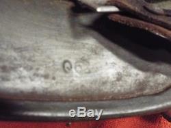 Original Ww2 German M40 Normandy Camo Steel Helmet Named And Unit Marked