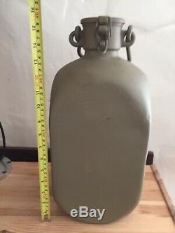 ORIGINAL WW2 German DAK Afrika Tropical Trinkwasser Water Canister Container