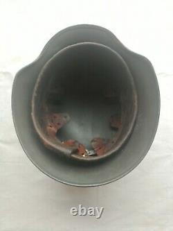 ORIGINAL WW2 German M40 Steel Helmet