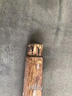 ORIGINAL WW2 German Wooden Mauser Kar98 RIFLE STOCK