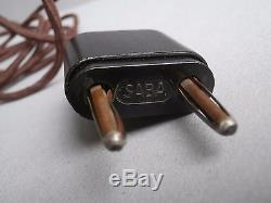 Original Wwii German Panzer Headphones Model B Near Mint