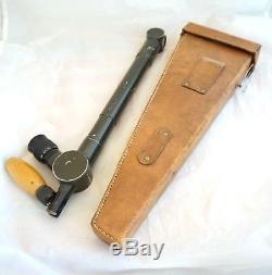 Original French WWII WW2 Puteaux Trench Recon Sniper Periscope German Used