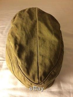 Original German Afrika Korps hat from WWII