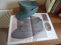 Original German Officers M43 Cap