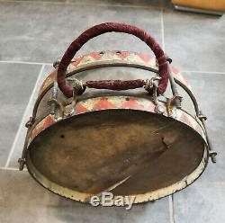 Original German WW 2 Elite RZM Drum rare